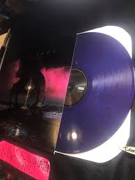 <b>ENTHEOS</b> - BRAND NEW <b>Dark Future</b> blue splatter variant ...