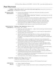 sample resume resume and templates regularmidwesterners police    sample resume resume and templates regularmidwesterners police officer