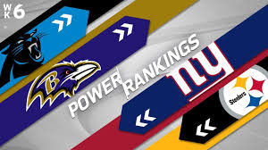 Week 6 Power Rankings | NFL - YouTube