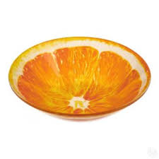 Купить <b>Салатник</b> Walmer Colourful Orange, 18см, цвет ...