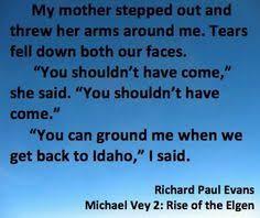 Michael Vey Fan Account        electric glows