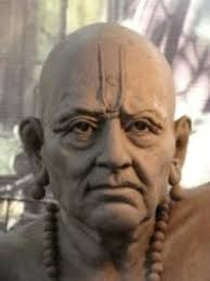 Life and teachings of Shri Swami Samarth - swami-samarth-statue-face-akkalkot