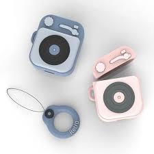 SoCouple <b>Earphone Case For Airpods</b> Case Silicone Cute Retro ...