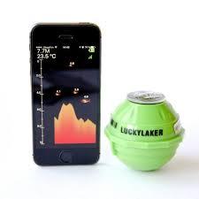 Беспроводной <b>эхолот Lucky Laker FF916</b> - купить по выгодной ...