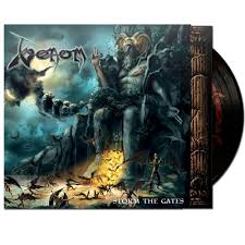 <b>VENOM</b> - <b>Storm the</b> Gates / PICTURE 2-LP Gatefold