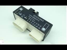 Relais,resistance du ventilateur de radiateur- POLO 5-6-TOUS TIPE ...