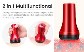 Upgrade Rechargeable Cupping Therapy Set and ... - Amazon.com