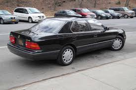 1996 Lexus Ls400 1995 Lexus Ls 400 Information And Photos Zombiedrive