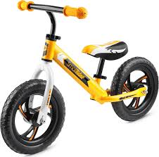 <b>Small Rider Беговел</b> детский <b>Roadster</b> Eva цвет желтый — купить ...