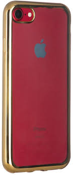 <b>Клип</b>-<b>кейс Oxy Fashion MetallPlated</b> для Apple iPhone 7/8/SE 2020 ...