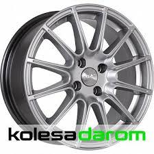Купить колесный диск <b>СКАД Le Mans</b> 7xR16 5x100 ET46 DIA57.1 ...