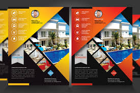 open house flyer photos graphics fonts themes templates real estate new listing
