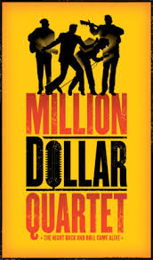 Million Dollar Quartet discount password for show in Chicago, IL (Apollo Theater)
