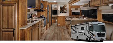 Image result for Class A RV interior
