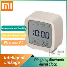 <b>Xiaomi Cleargrass Bluetooth Alarm</b> Clock smart Control ...