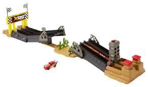 Игровой набор <b>Mattel Cars</b> Для <b>экстремальных</b> тачек GFM09 ...