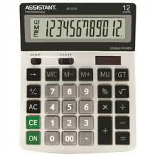 <b>Калькулятор Assistant AC 2318</b> купить в Киеве, Харькове, Днепре ...