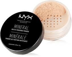 <b>Пудра</b> для лица <b>NYX Professional Makeup</b> — купить с бесплатной ...