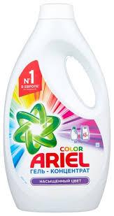 <b>Гель для стирки Ariel</b> Color — Гели и жидкости для стирки ...