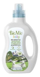 <b>Экологичный</b> гель для стирки и <b>кондиционер для детского</b> белья ...