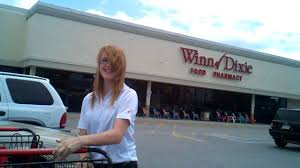 mkz first day on the job at winn dixie