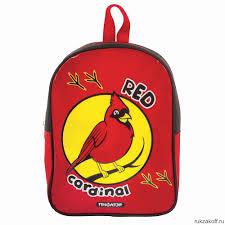 <b>Детский рюкзак ПИФАГОР</b> Красный кардинал купить по цене 990 ...