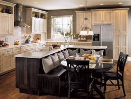 Kitchen Space Saver Astonishing Eat In Kitchen Design With Space Saver Small Kitchen