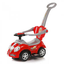 <b>Каталка Baby Care Cute</b> Car 558W - Акушерство.Ru