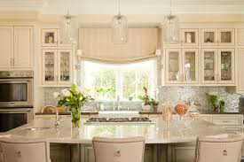 Large Kitchen Window Treatment Kitchen Sink Window Treatments Best Kitchen Ideas 2017