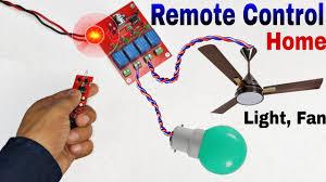 <b>Remote Control</b>, Light, Fan, Wiring, Switch, Home <b>Electric</b> Board, 4 ...