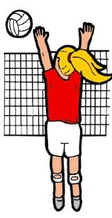 Image result for volleyball girl clipart