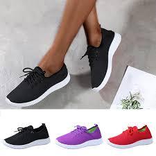 <b>Vertvie 2019 Summer</b> Women Breathable Sneakers Outdoor Casual ...