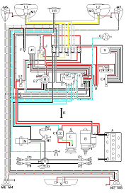 vw type wiring diagram wiring diagrams and schematics thesamba bay window bus view topic installing