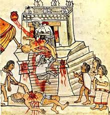 Image result for human sacrifice chichen itza