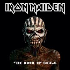 <b>Iron Maiden - The Book</b> of Souls