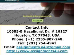 Assignments u   computer science assignment help online  computer sci