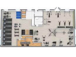 floor plans: gym floor plan roomsketcher gym floor plan  icon