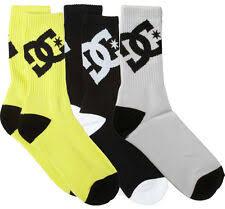 <b>Носки DC Shoes</b> (размеры 4 и больше) для мальчиков ...