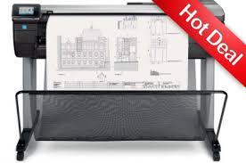 <b>HP DesignJet T830</b> (<b>36 inch</b>) Multifunction Printer - F9A30A | HP ...