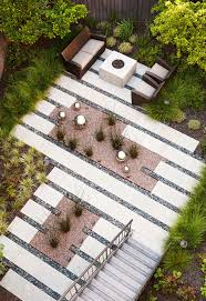 modern patio furniture patio contemporary with art deco back yard image by arterra llp landscape architects art deco outdoor furniture