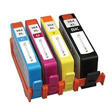 Generic Compatible <b>Ink</b> Cartridge <b>Replacement</b> for HP 364XL (Black ...