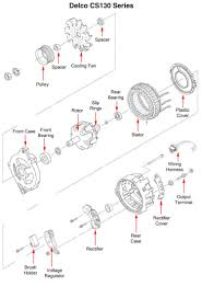 pirate4x4 com the largest off roading and 4x4 website in the world on simple 3 wire gm alternator diagram
