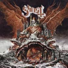 <b>Ghost</b> - <b>Prequelle</b> - Encyclopaedia Metallum: The Metal Archives
