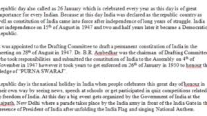 th republic day of india essay  threpublicdaycom th republic day of india essay