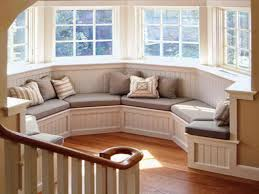 bay window seat cushions custom bay window seat cushion