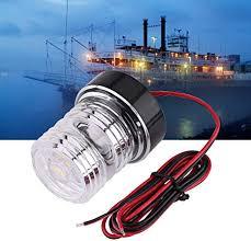 <b>Marine Boat</b> Anchor Light <b>Yacht</b> Navigation <b>LED</b> Light,<b>12V Marine</b> ...