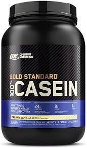 OPTIMUM NUTRITION <b>GOLD STANDARD 100</b>% Micellar <b>Casein</b> ...