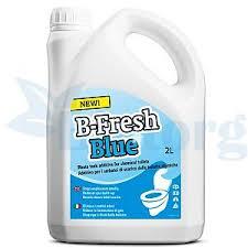 туалетная жидкость thetford b fresh pink 2l