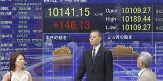 Hasil gambar untuk Saham Jepang Berayun Pasca Pernyataan Yellen