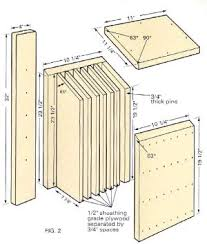 Bat House Plans  Bat Nurseries  Bat Rocket Boxes  Bird   Bat     Bat House Plans  Bat Nurseries  Bat Rocket Boxes  Bird   Bat Boxes and MORE
